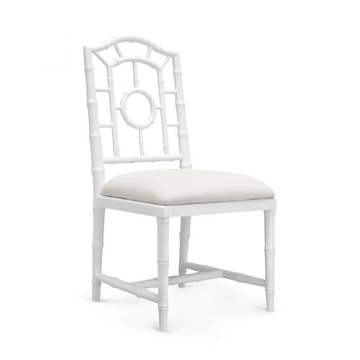 Chloe Side Chair - White