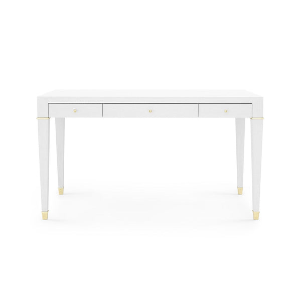 Claudette Desk - White