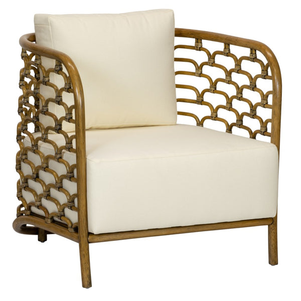 Steps Lounge Chair - Nutmeg