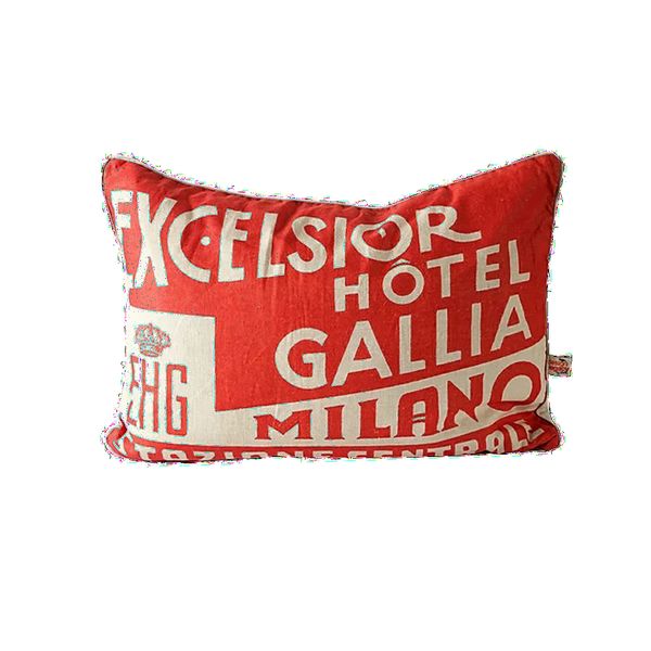Excelsior Hotel Milano Pillow