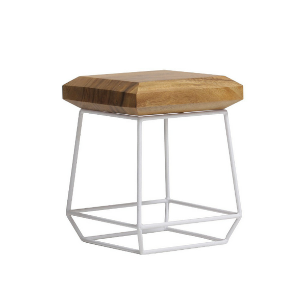 Calista Teak End Table