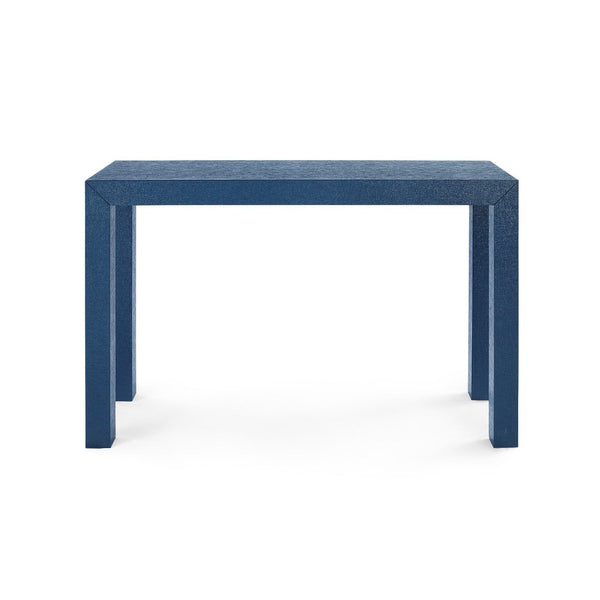 Parsons Console Table, Navy Blue