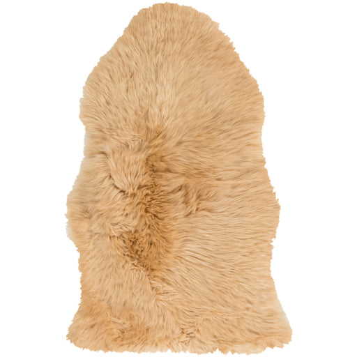 Sheepskin Rug - Wheat