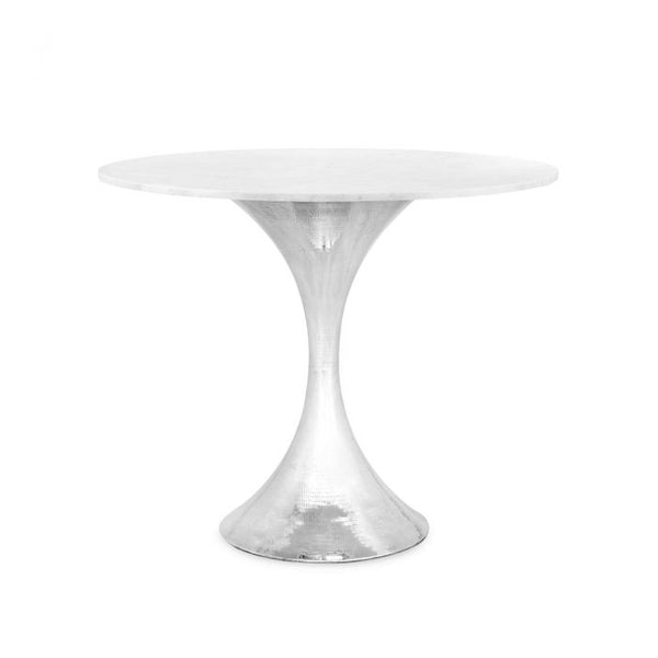 "36"" Stockholm Marble Table Top - White"