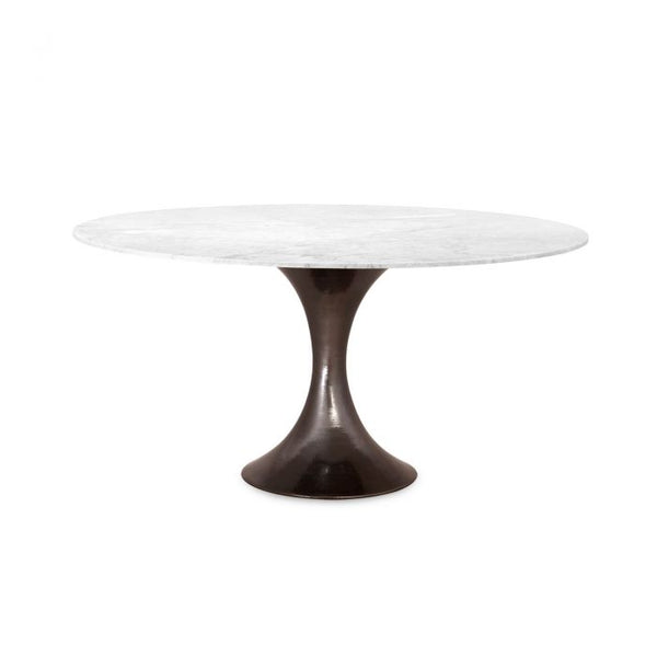 Stockholm Dining Table Base - Bronze - Large