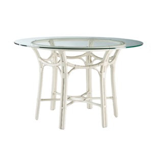 Taylor Dining Table Base - White