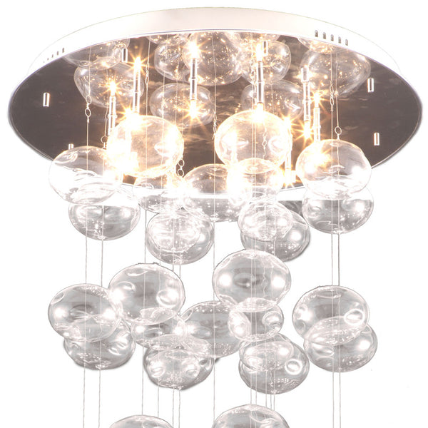 "72"" Bubble Chandelier"