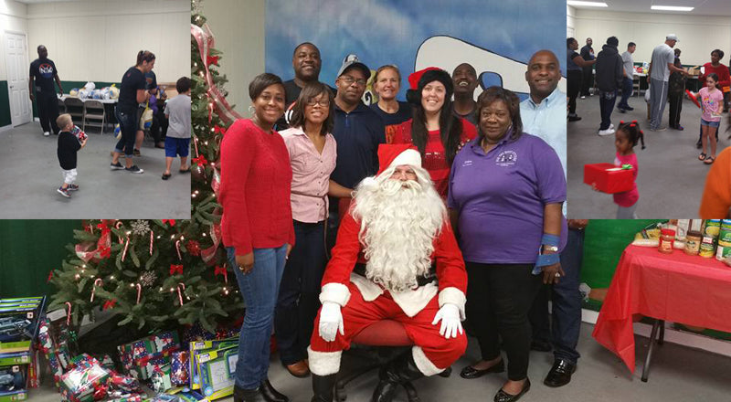 JTRA Christmas Toy Drive