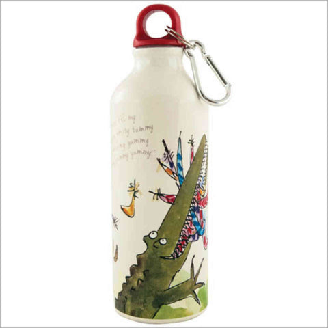 Roald Dahl aluminium water bottle
