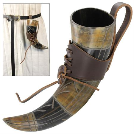 22oz Viking Drink Horn