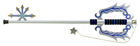 "35"" Stainless Steel Video Game Key Sword"