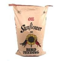 100% Oil Sunflower Bird Feeding Seed, 25 Pounds