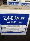 The Dirty Gardener 2.5 Gallons 2,4-D Amine Weed Killer, 4 Count