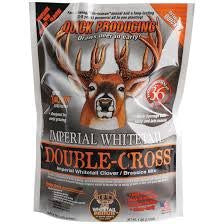 The Dirty Gardener 18 Pounds American Imperial Whitetail Double-Cross Clover/Brassica Mix
