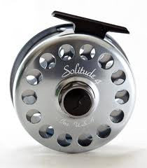 Solitude 4 Fly Reel-Perfect size for 7-8- 9 lines