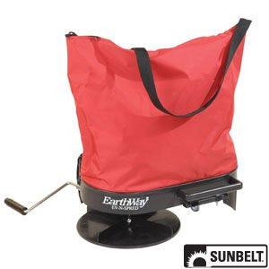 2750 Hand-Operated Bag Spreader/Seeder - The Dirty Gardener