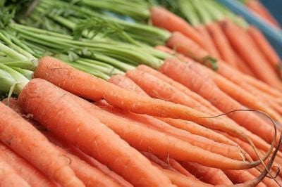 100 Heirloom Imperator 58 Carrot Seeds from The Dirty Gardener