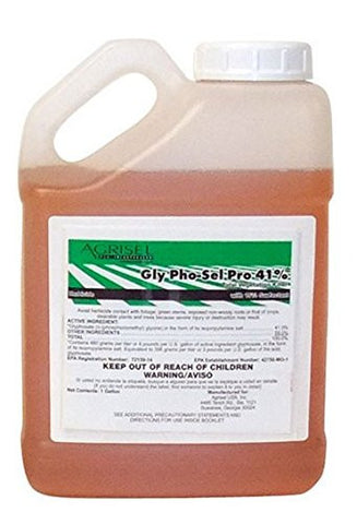 2.5 Gallon Gly Pho Sel-Pro 41% Herbicide