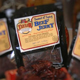 Taylor Country Farms Real Beef Jerky 3.25oz Made in the USA