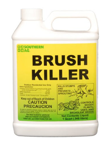 Southern Ag Brush Killer with 8.8% Triclopyr, 32 Ounces