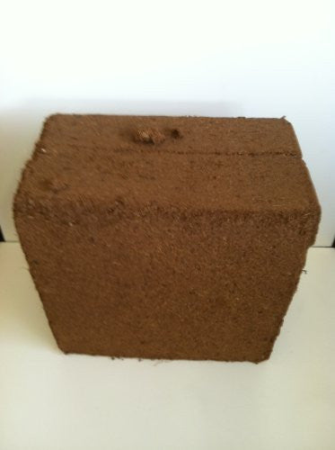 Coconut Coir Fiber Bale- 9 Pounds-