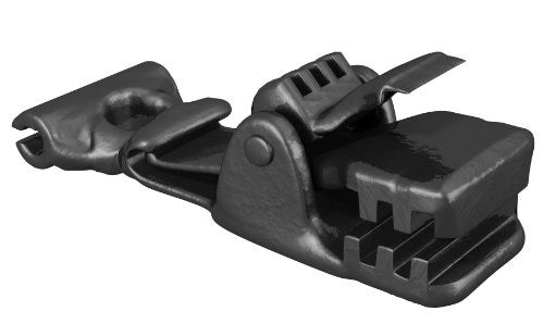 1 Universal Jaws Clip- Heavy duty Locking Tarp Clamp. - The Dirty Gardener