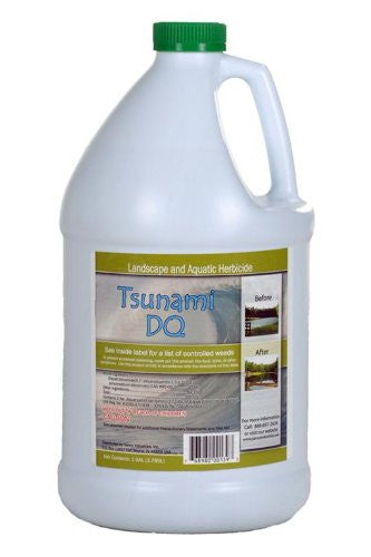 Tsunami DQ Pond Landscape and Aquatic Herbicide, 32 Ounces