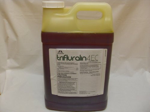 Aceto Corporation 2.5 Gallon Treflan Trifluralin 4EC Pre-Emergent Herbicide - The Dirty Gardener