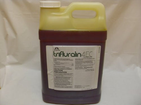 Aceto Corporation 2.5 Gallon Treflan Trifluralin 4EC Pre-Emergent Herbicide