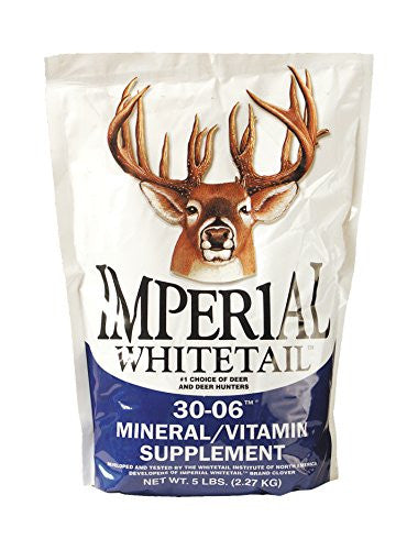 Whitetail Institute 5 Pounds Imperial Whitetail 30-06 Mineral/Vitamin Supplement