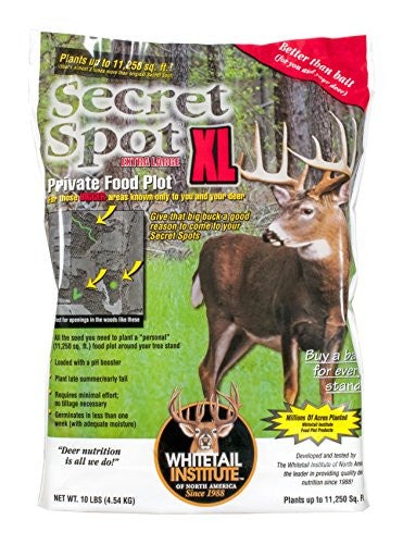 Whitetail Institute 1 Pound Imperial Secret Spot Seed