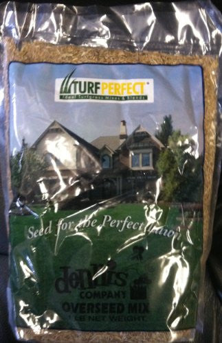 Premium Turf Grass Seed- 1# Pound From Turf Perfect