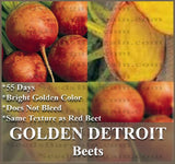 1 LB Golden Detroit Beet Seed - The Dirty Gardener