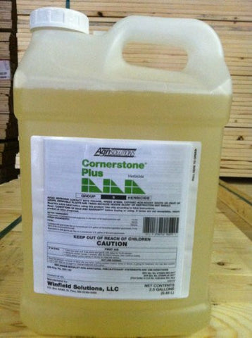 Cornerstone Plus Non Selective Herbicide weed killer 2.5 Gallon