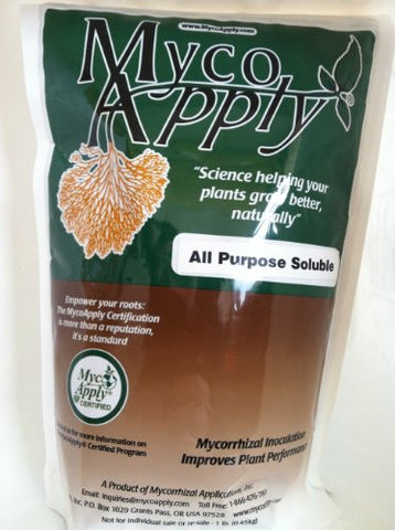 All Purpose Soluble Mychorrhizal Fungi 1# 16 Oz