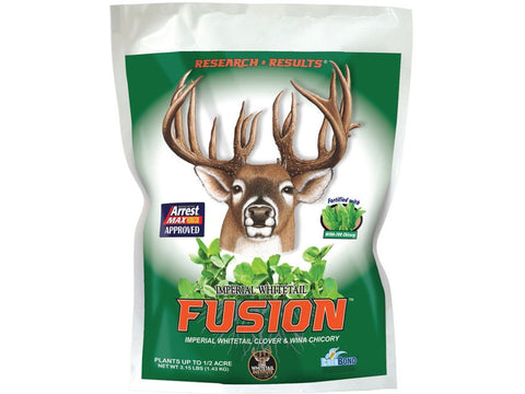Whitetail Institute Imperial Whitetail Fusion, 3.15 LBS, covers 1/2 acre