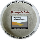 The Dirty Gardener 25 Pounds Pure Bentonite Fine Powder