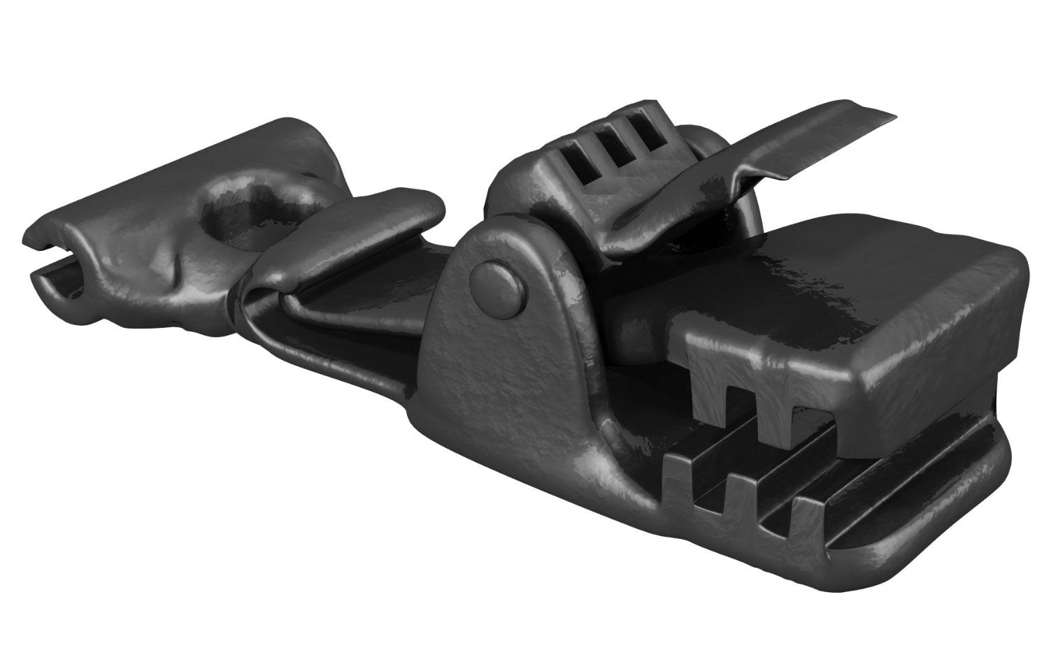 The Dirty Gardener Universal Heavy Duty Locking Jaws Clip/Tarp Clamp