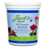 Jack's Classic All Purpose 20-20-20 Water Soluble Plant Food - 1.5 Pounds