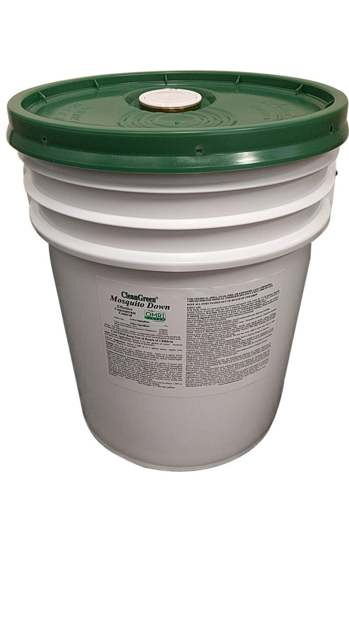 Mosquito Down Organic Insecticide 5 Gallons