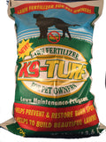 K9-Turf Fertilizer - Repairs and prevents Yellow Spots- Keeps grass green- Covers 2500 Square Feet!