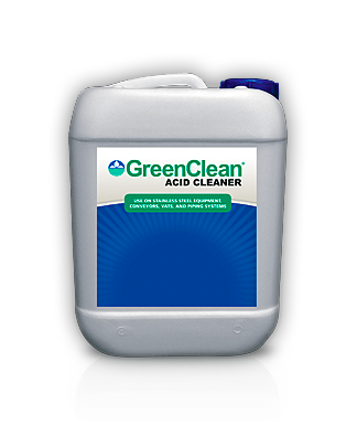 GreenClean Acid Cleaner 5 Gallon