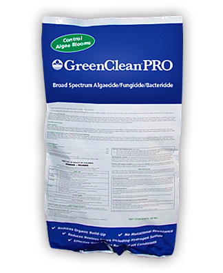 GreenClean PRO Granular Algaecide 50 POUNDS.