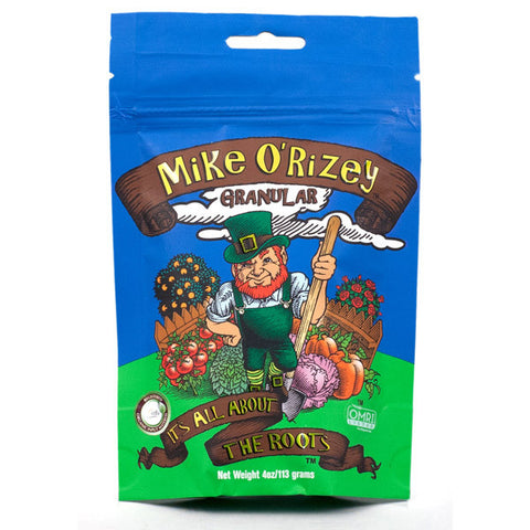 Mike O'Rizey ORGANIC 4 Oz beneficial soil organism inoculant