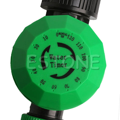 2 Hours Automatic Water Timer Controller For Garden Yard Plant Irrigation System