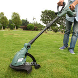 "Electric Weeding Machine 18V Rechargeable ""weed eater or weed whacker"""