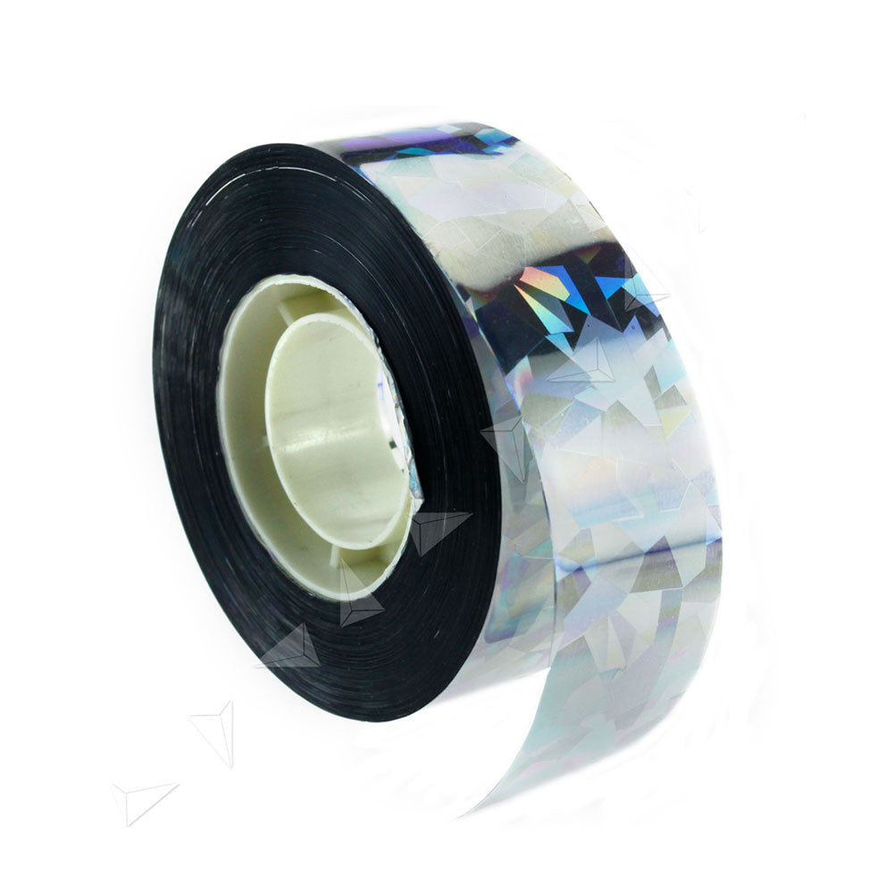 Deterrent Tape Reflective Ribbon for Birds and critters.