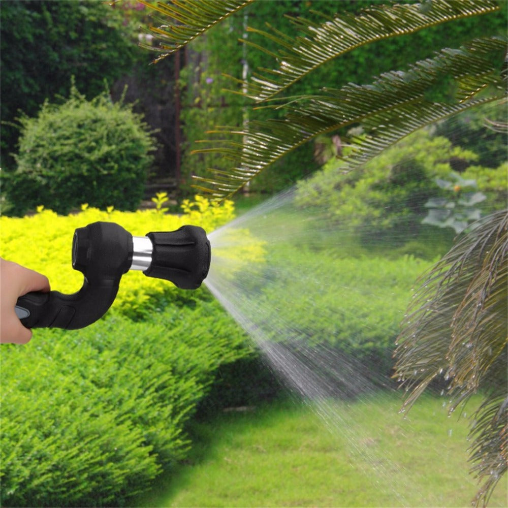 Multi-functional Handheld Garden Water Gun Mighty Blaster Watering Garden Spray High Pressure Car Wash Water Head