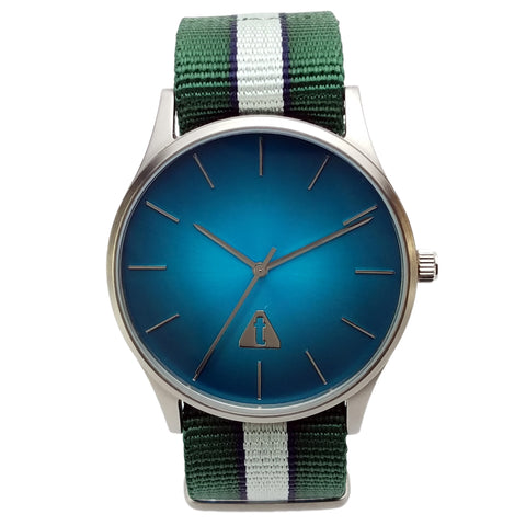 DelTat Tenmon Einstein Cross Watch