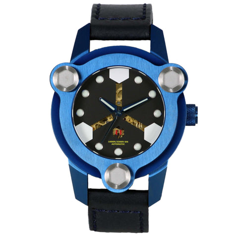 DelTat NBS MKI-BBB Blue Watch